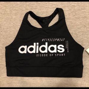 NWT Adidas Climalite sport Bra